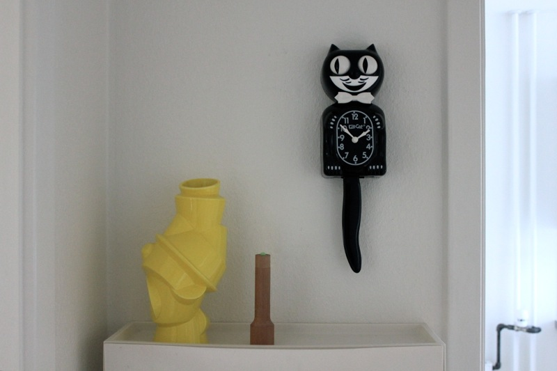 Muuto Kit Cat Clock