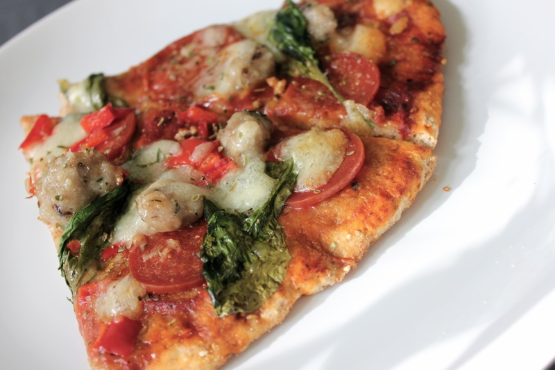 Pizza_spinat_peperoni