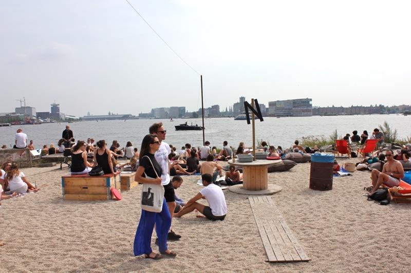 Pllek_beach