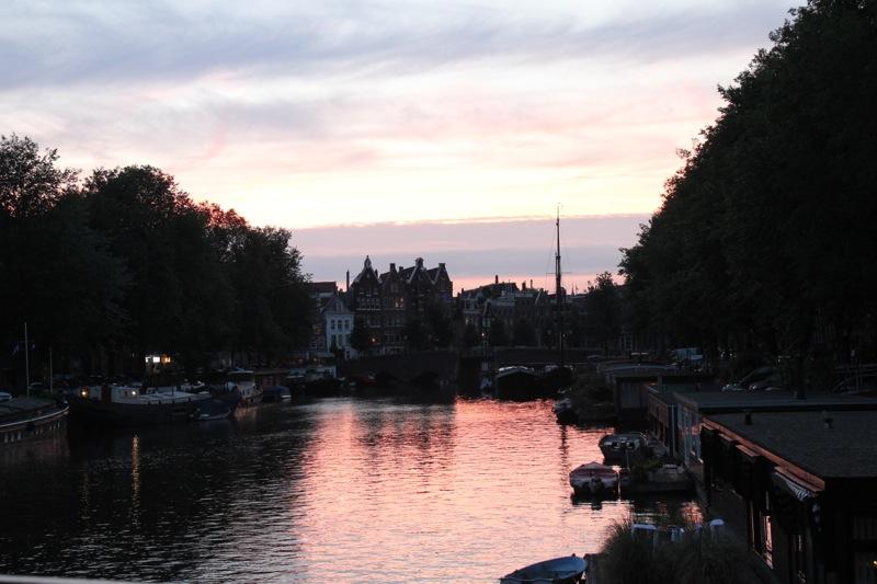 Sunset_amsterdam