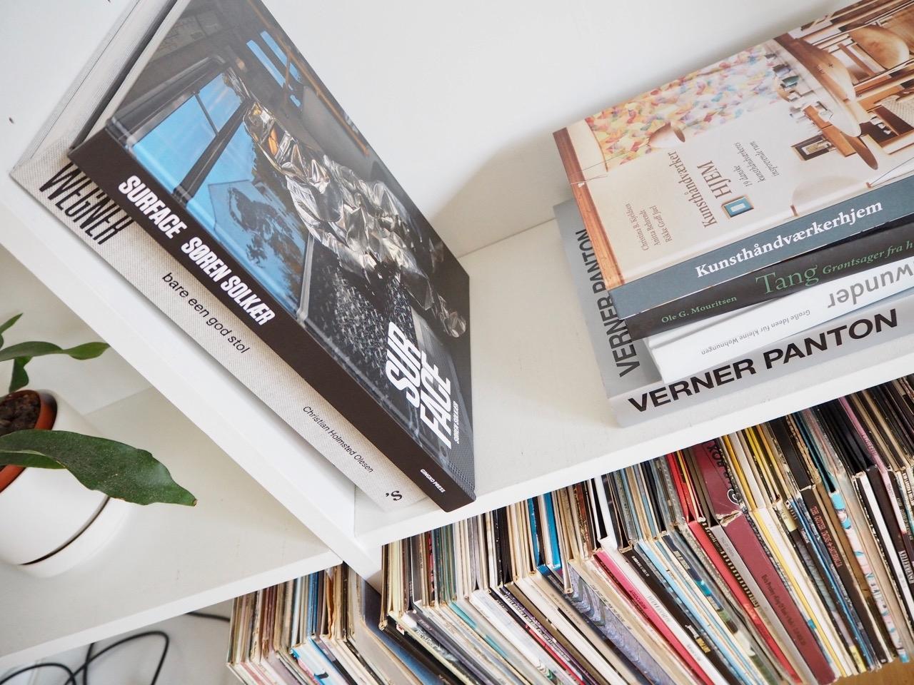 Bogreol_vinyler