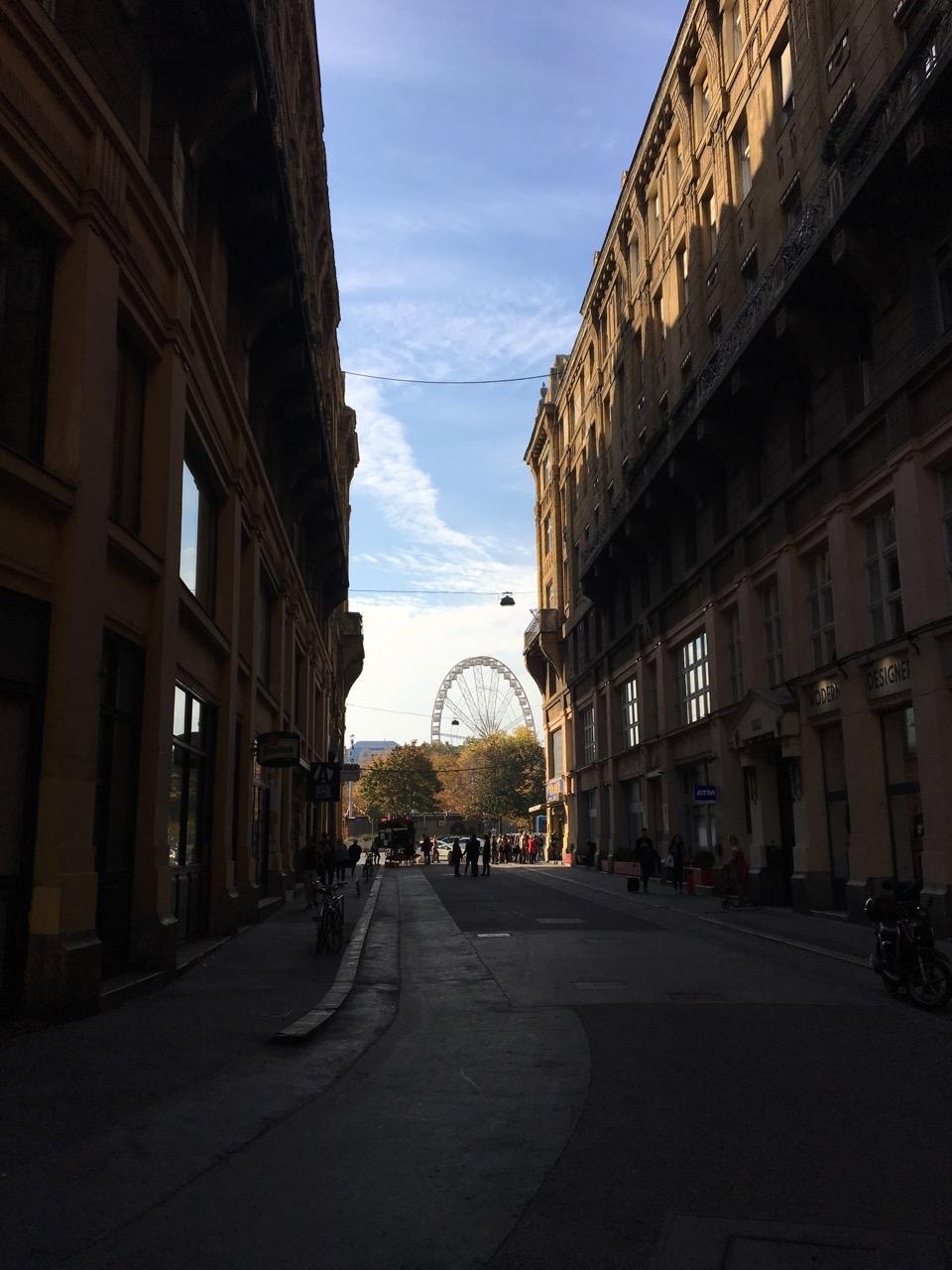 Pariserhjul_budapest